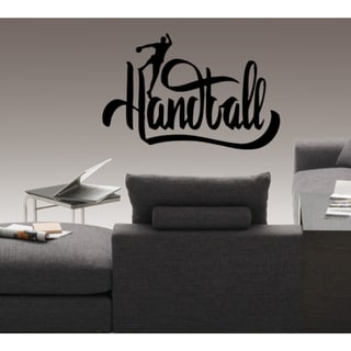 Handball legend Wall Art Sticker Decal