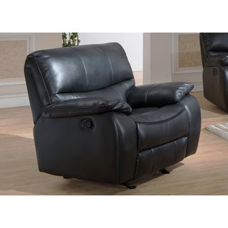 Evan Transitional Glider Reclining Chair