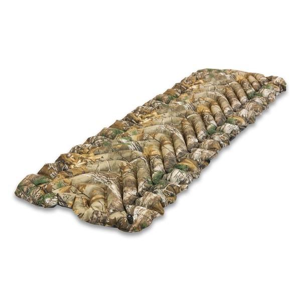 Sportsman Supply Klymit Static V Realtree Camo Polyester Twin Xtra Camping Pad
