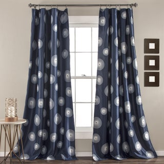 Lush Decor Ovation Window Curtain Panel Pair