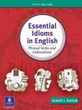 Essential Idioms in English: Phrasal Verbs and Collocations (Paperback)