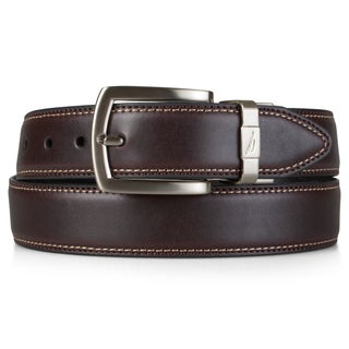 Nautica Boy's Handcrafted Reversible Belt