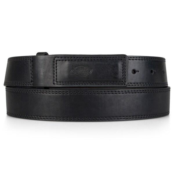 Dickies Men's Genuine Leather Workwear Belt