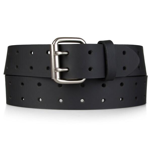 Dickies Men's Genuine Leather Casual Belt