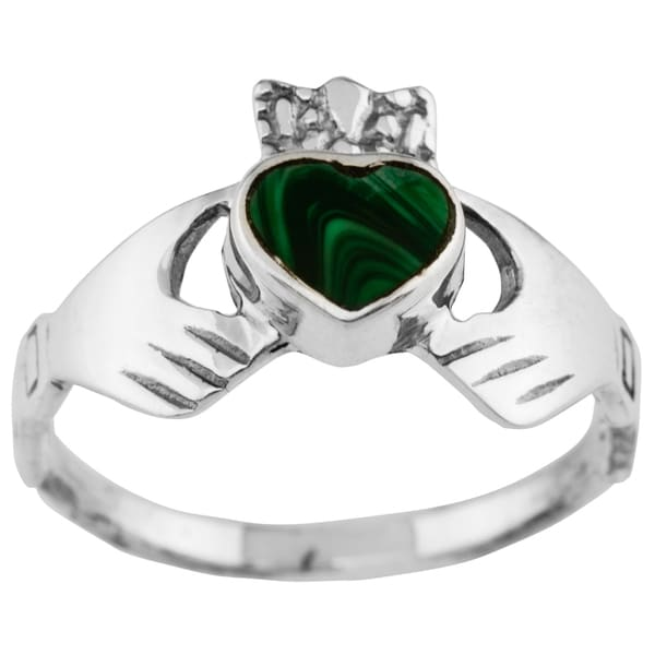 Haven Park Claddagh Ring