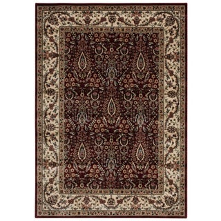Nourison Persian Arts Burgundy Rug (9'6 x 13')