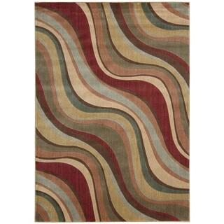 Nourison Somerset Multicolor Rug (9'6 x 13')