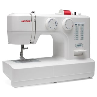 Janome 5812 Sewing Machine (Refurbished)