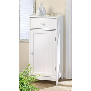 Kentucky White MDF/ Wood Cabinet