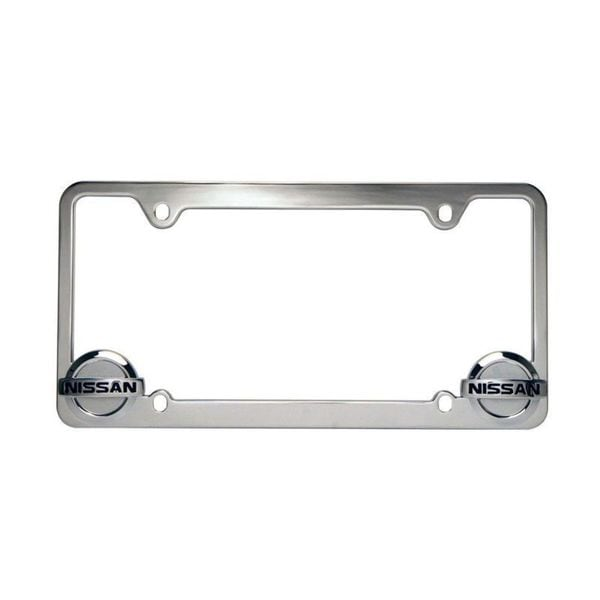 Pilot Automotive Official Nissan License Plate Frame for Vechicles Automobile