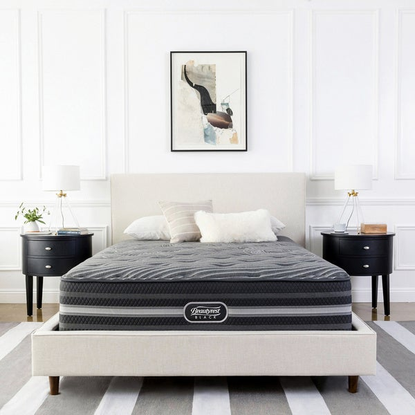 Beautyrest Black Desiree Plush California King-size Mattress Set 18759916
