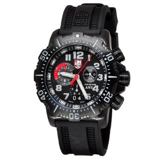 Luminox Men's 4241 ANU Black Watch