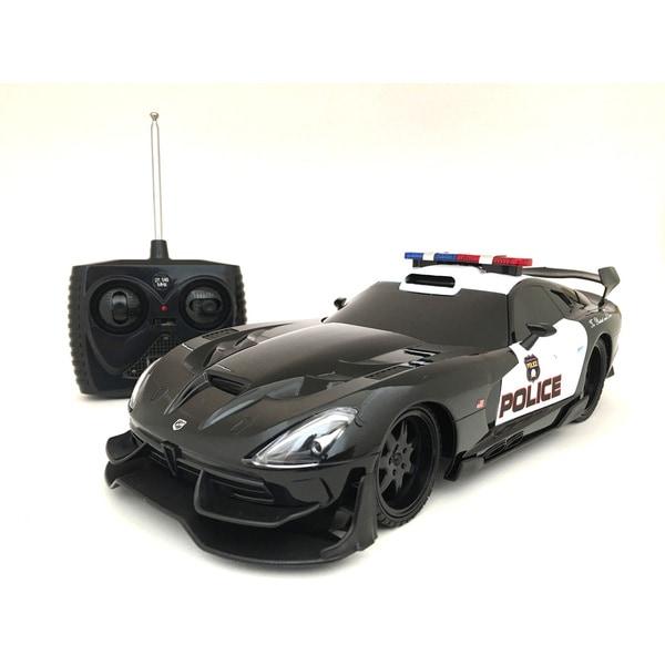 Dodge Viper RC Police Car