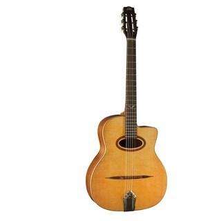 Eko Guitars EVO Series 06217063 Wooden Gipsy Guitar