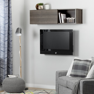 South Shore City Life Wall-mounted Storage Unit