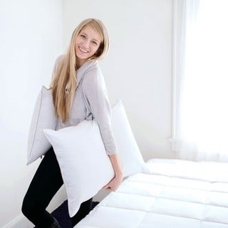 Hotel Cluster Puff Polyester 300 Thread Count Bed Pillow