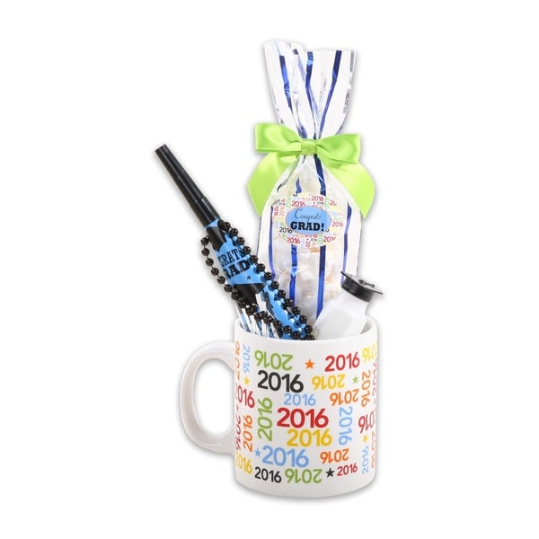 2016 Graduation Mug With Candy