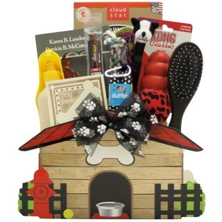 Congrats on Your New Pooch Gift Basket