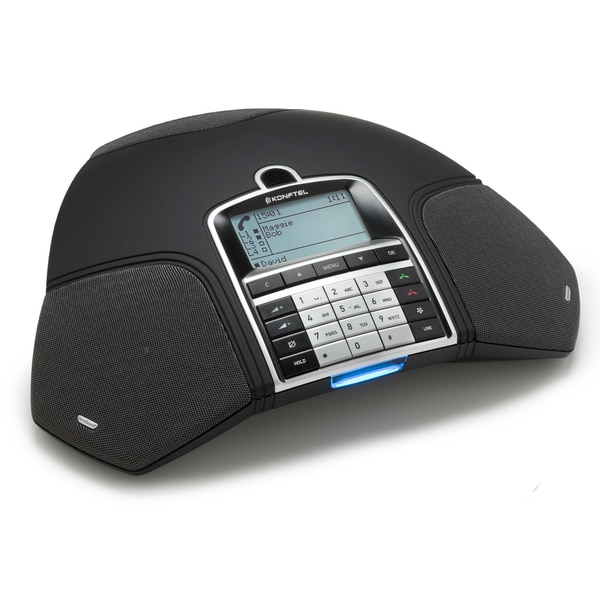 Konftel 300IP Black 1-line Conference Phone