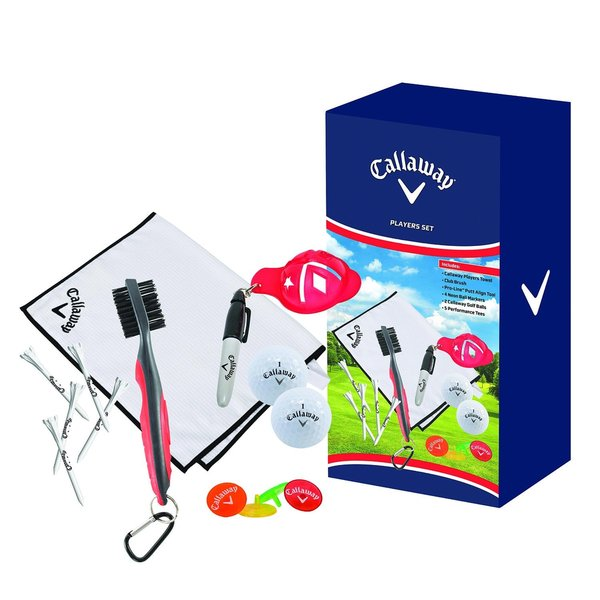 Callaway Players 2016 Golf Gift Set
