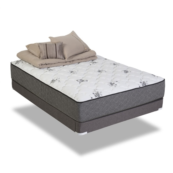 Wolf Endless Nights Plush Twin-size Innerspring Mattress Set