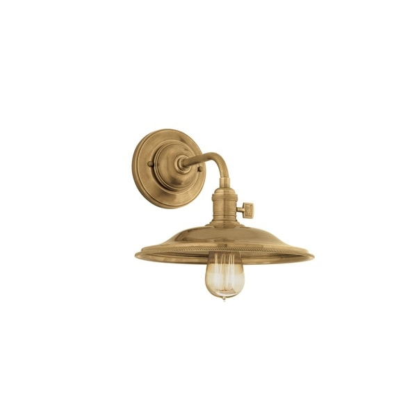 Hudson Valley Heirloom MS2 Small Wall Sconce