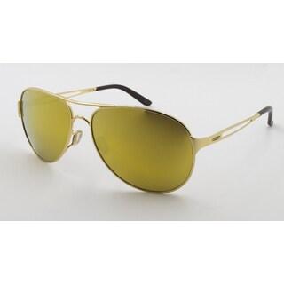 Oakley OO4054 Caveat Women's Aviator Sunglasses