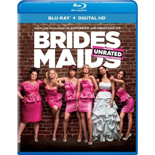 Bridesmaids (Blu-ray Disc) 18769700
