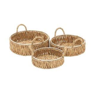 Useful Sea Grass Basket (Set of 3)