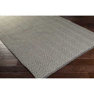 Papilio: Hand-Woven Bromley Rug (5' x 7'6)