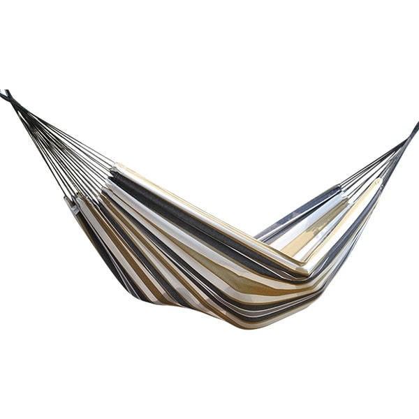 Brazilian Style Lightweight Single Hammock - Desert Moon