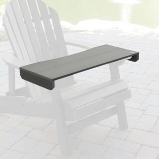 Eco-friendly Plastic Adirondack Laptop/reading Table