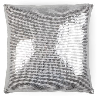 Journee Home 'Glitzy' 17-inch Sequined Accent Throw Pillow
