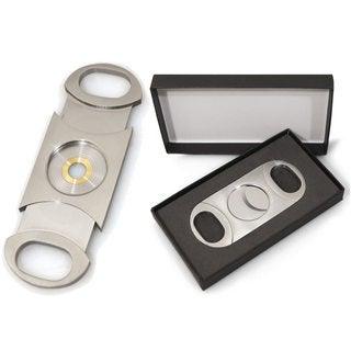 Cuban Crafters Silver Stainless Steel 80-ring Perfect Cutter