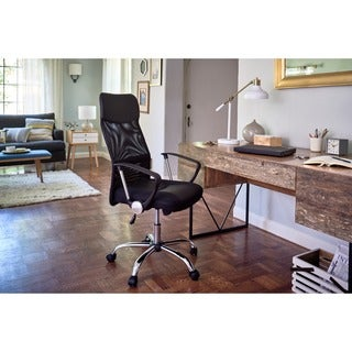 Porthos Home Kelan Adjustable Office Chair