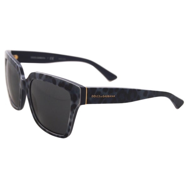 Dolce & Gabbana DG 4234 2880/87 - Blue Leopard/Grey