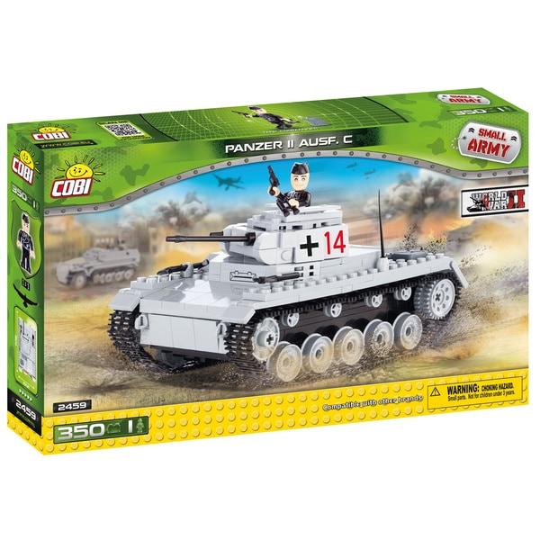 Cobi Small Army Panzer II AUSF C Building Kit