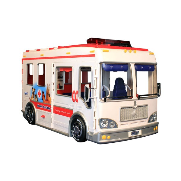 Breyer Lights & Sound Mobile Vet Clinic 18774561