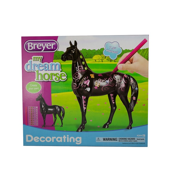 Breyer My Dream Horse Multi-color Plastic Activity and Painting Kit 18774626