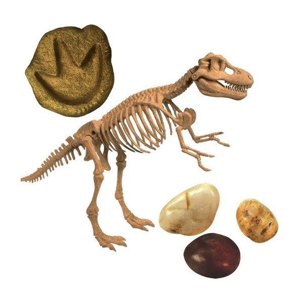 TEDCO Toys Dino Horizons Kids Excavation The Badlands Activity Kit