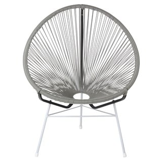 Acapulco Woven Basket Lounge Chair