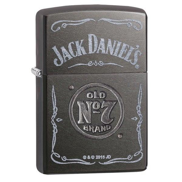 Zippo Jack Daniels No. 7 Pocket Lighter