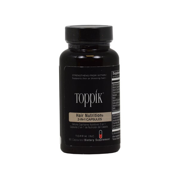 Toppik Hair Nutrition 2-in-1 Capsules (60 Capsules)