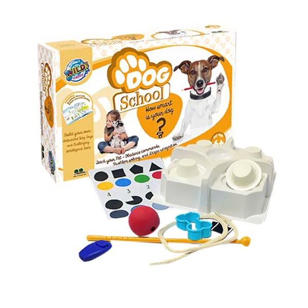 Tedco Toys Kids Pet Science Interactive Dog School