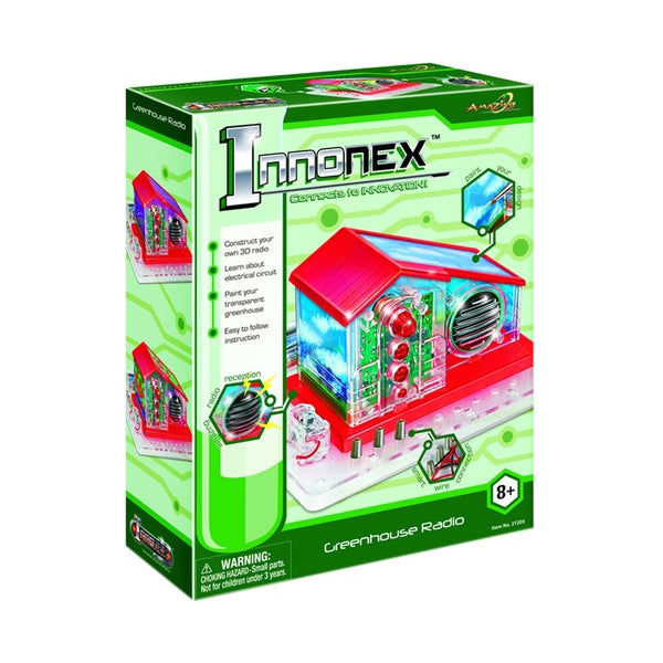 Innonex Kids' Greenhouse Radio