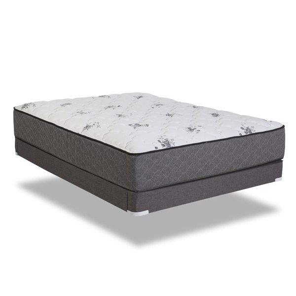 Wolf Endless Nights Firm Full-size Innerspring Mattress Set