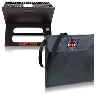 Picnic Time Phoenix Suns Portable BBQ X-Grill