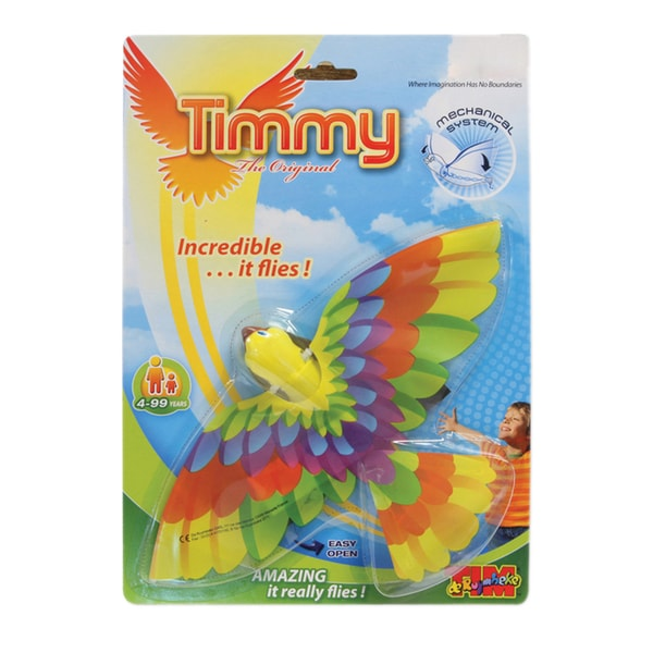 Tedco Toys Timmy Bird Ornithopter