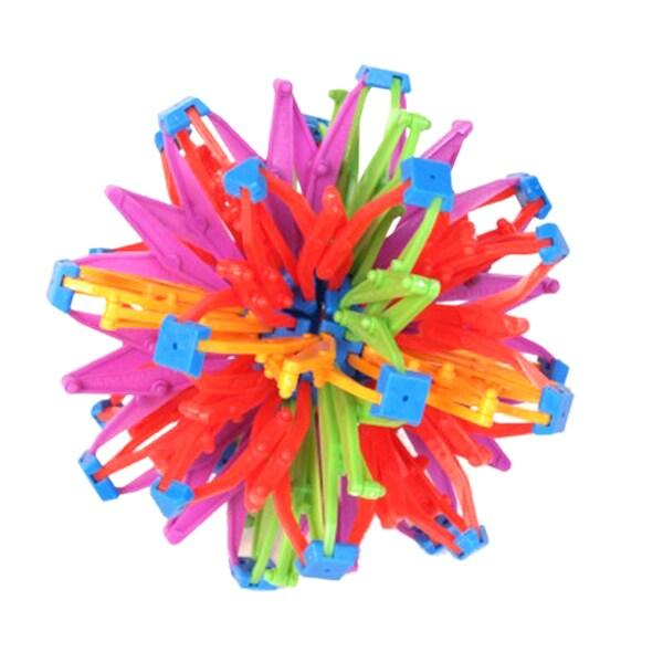 Tedco Toys Kids Preschool Hoberman Mini Rings Sphere 18780417