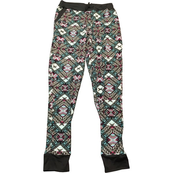 Kids Active Printed Jogger Pants